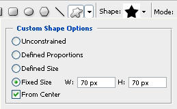 Geometry Options Settings