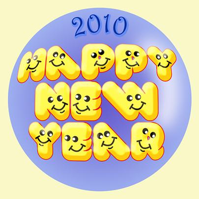 New Year Design