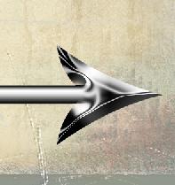 Erase Arrowhead