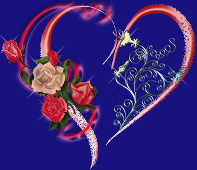 Valentine's Heart Design
