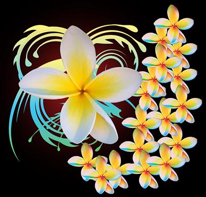 Pastel Flowers Design