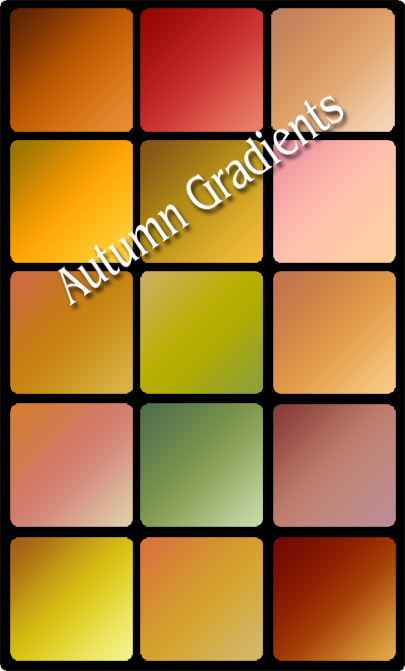 Autumn Gradients