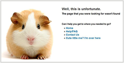 bigstockphoto.com 404 Error Pages